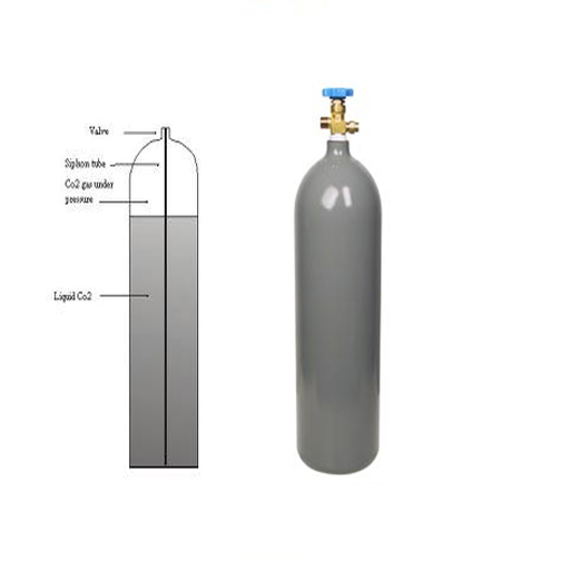 CO2 50 Pound Cylinder With Siphon Tube - $50 00 : Miami Rayo