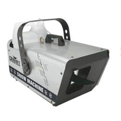 foam snow machine