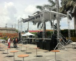 Stages | Truss | Roof Top | Ground Support Towers